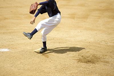 スポーツで起こる障害について